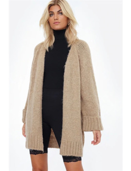 Warm Forever Knit Cardigan by Chiquelle