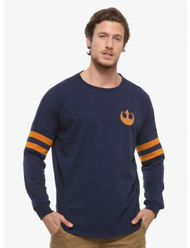 Our Universe Star Wars: The Rise Of Skywalker Jedi Knights Athletic Jersey by Her Universe