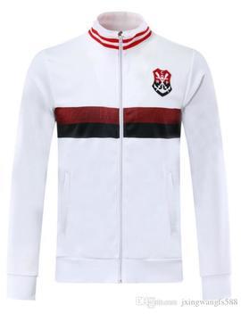 2019 2020 Cr Flamengo Football Tracksuit Soccer Jacket 19 20 Camisas De Futebol Long Pull Zipper Training Suit Chandal by D Hgate.Com