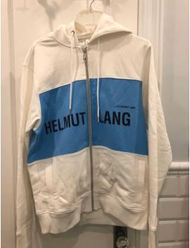 campaign-pr-panel-zip-hoodie by helmut-lang  ×