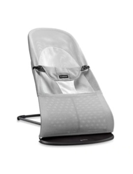 Babybjorn® Bouncer Balance Soft In Silver/White Mesh by Babybjorn