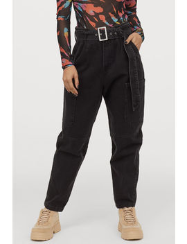 utility-jeans by h&m