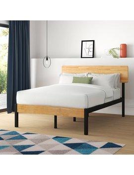 graham-platform-bed by hykkon