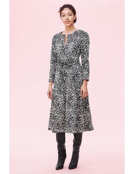La Vie Dot Print Dress by Rebecca Taylor