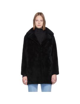 black-curly-wool-coat by yves-salomon---meteo