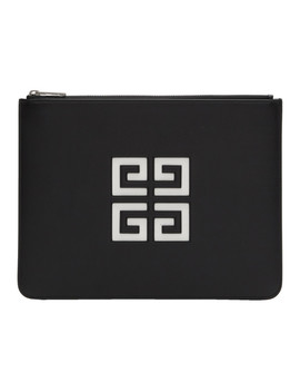 black-large-4g-zipped-pouch by givenchy