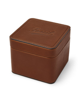 Leather Watch Box by Fossil