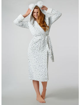 snow-leopard-long-dressing-gown---grey-mix by bouxavenue