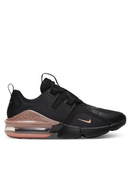 Women's Air Max Infinity Sneakers In Black by Nike