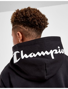 champion-tape-full-zip-hooded-tracksuit-junior by jd-sports