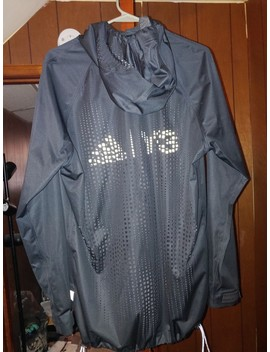 approach-sport-rain-jacket by adidas  ×  y-3  ×
