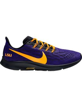 Nike Men's Lsu Air Zoom Pegasus 36 Running Shoes by Nike