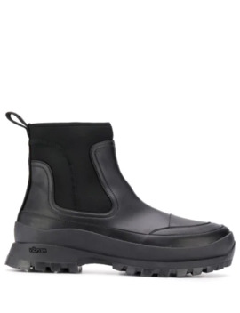 chunky-slip-on-boots by stella-mccartney