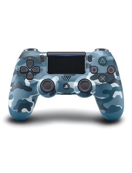sony-playstation-4-dualshock-4-wireless-controller,-blue-camo by sony