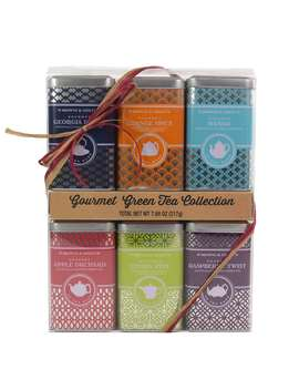 ashley-&-brown-gourmet-green-tea-collection-gift-set,-6-pieces by bay-island