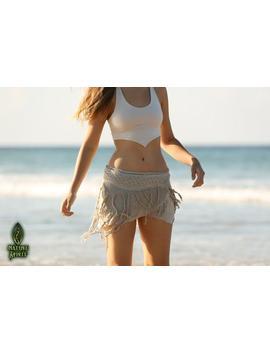 pixie-skirt,-fairy-festival-skirt,-frayed-tassel-wrap-skirt,-burning-man-clothing,-hippie-skirt,-goa,-tribal-clothing,-pixie-clothing,-pixie by etsy
