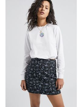uo-lilac-floral-jacquard-pelmet-mini-skirt by urban-outfitters