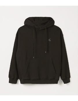 pullover-hoodie-black by vivienne-westwood