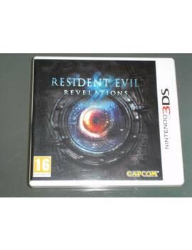 resident-evil-revelations-nintendo-3ds-uk-game-**free-uk-postage** by ebay-seller