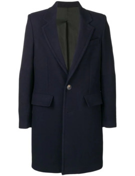 lined-two-buttons-coat by ami-paris