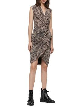 cancity-patch-dress by allsaints