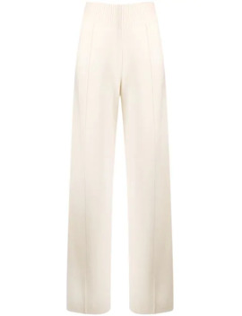 wide-leg-knitted-trousers by pringle-of-scotland