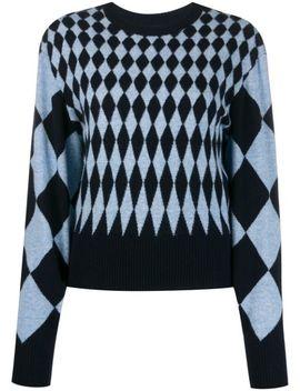 diamond-intarsia-sweater by pringle-of-scotland