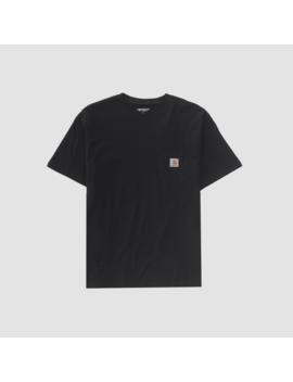 Carhartt Wip Shortsleeve Pocket T Shirt   Black by Garmentory