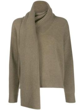 scarf-neck-jumper by pringle-of-scotland