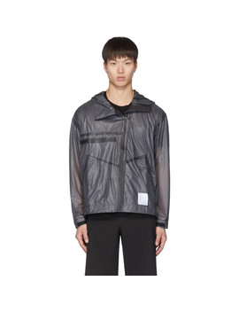 grey-3-layer-running-jacket by satisfy