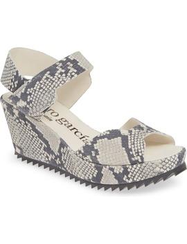 fama-wedge-sandal by pedro-garcia