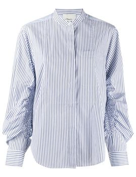 striped-pattern-shirt by 31-phillip-lim