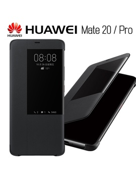 smart-view-mirror-window-flip-leather-protect-cover-for-huawei-mate-20-_-mate-20-pro-_-mate-10-_-mate-10-pro-_-p20-_-p20-pro-_-p10-_-p10-plus by wish