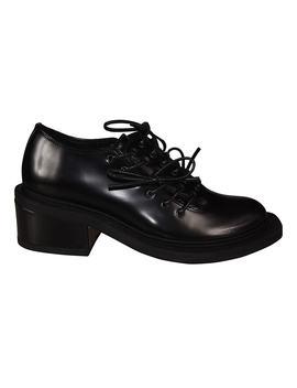simone-rocha-mid-heel-lace-up-shoes by simone-rocha