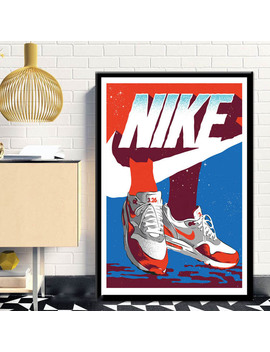 home-decor-michael-jordan-shoes-poster-air-max-shoes-sneaker-poster-and-prints-canvas-painting-wall-art-picture-for-living-room by aliexpresscom