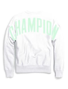 Champion Life® Men's Reverse Weave® Crew, Oversized Arch Logo by Champion