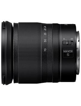 nikon-nikkor-z-24-70mm-f_4-s-lens---black by best-buy