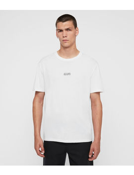 State Crew T Shirt by Allsaints