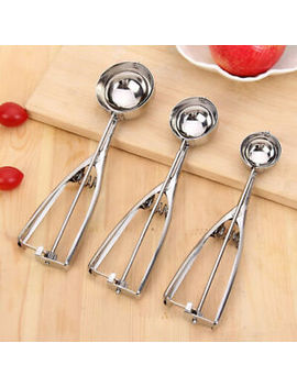 4_5_6cm-cookie-dough-ice-cream-craft-mash-stainless-steel-spoon-scoop-muffin by ebay-seller