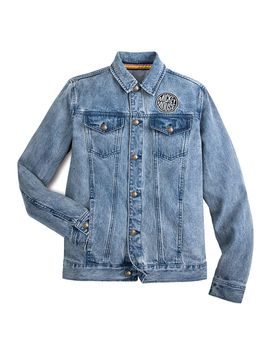 mickey-mouse-denim-jacket-for-adults-|-shopdisney by disney