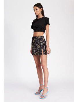 the-lola-mini-skirt-–-black by lioness-fashion