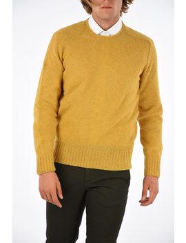 Virgin Wool Pullover by Prada