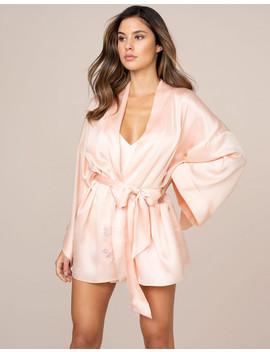 Edenn Short Kimono by Agent Provocateur