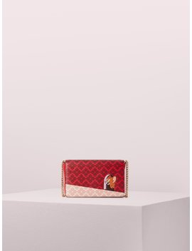 Kate Spade New York X Tom & Jerry Chain Wallet by Kate Spade
