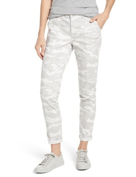 flex-ellent-camo-high-waist-cargo-pants by wit-&-wisdom