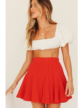 desert-drift-mini-skirt-__-red by vergegirl