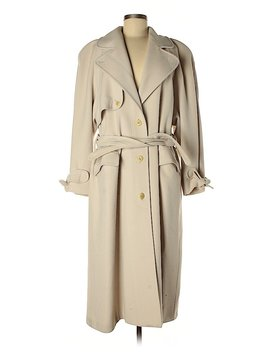 Wool Coat by Escada
