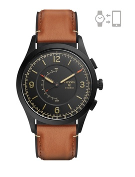 fossil-q-activist-black_brown-leather-smart-watch-ftw1206 by fossil