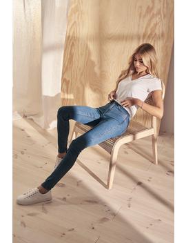 high-waist-skinny-fit-jeans-blue by pamelaxnakd