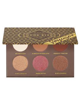 Voyager Cocoa Blend Eyeshadow Palette Paleta De Sombra De Ojos Mini by Zoeva